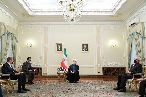 Rouhani warns of 'dangerous' Zionists' foothold in region
