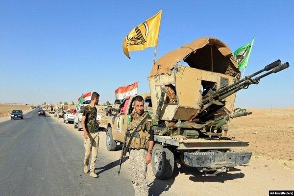 Kerkük'te Haşdi Şabi güçlerine ait askeri üsse roketli saldırı