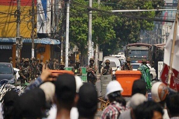 Myanmar'da ordu ile etnik silahlı grup arasında çatışma