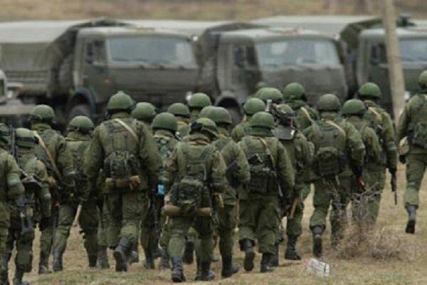 روسيا تنشر قوات ووحدات إنزال على الحدود مع أوكرانيا