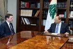 در ترسیم مرزهای دریایی با «تلآویو» از منافع لبنان کوتاه نمیآییم