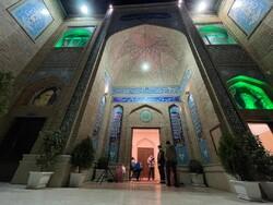 توزیع ۵ هزار بسته افطاری و غذای گرم در امامزاده قاضی الصابر (ع)
