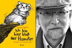 چهارمین کتاب «من بیچاره» چاپ شد/قصه یک همستر بیچاره و هیچکاره