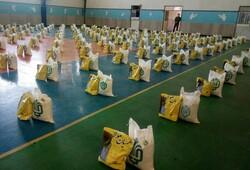 ۲۵۰۰ بسته معیشتی در مانه و سملقان توزیع شد