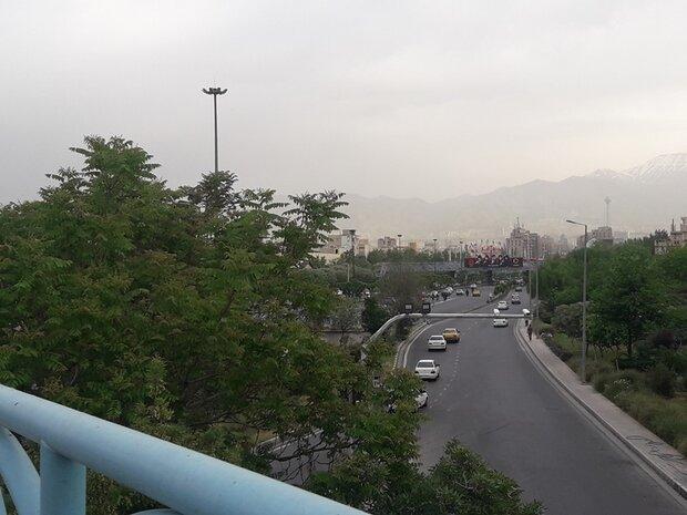 ترافیک روان در نخستین روز از تعطیلات ۶ روزه پایتخت