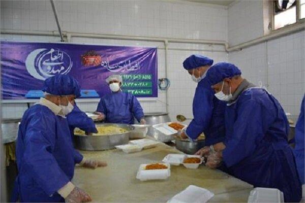 مهرورزی گیلانیان در اجرای طرح اطعام مهدوی