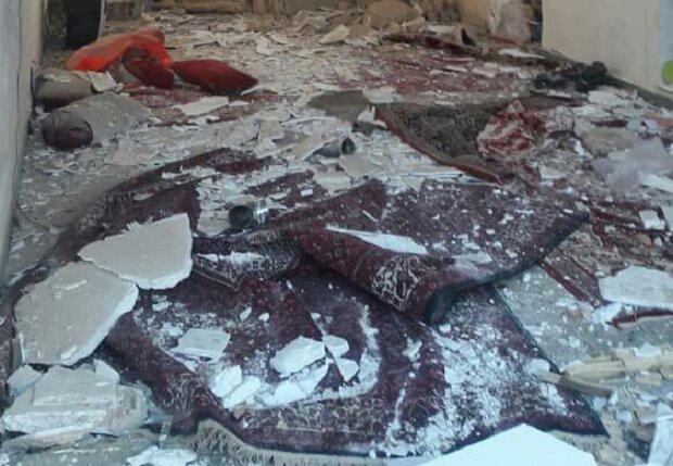 انفجار منزل مسکونی در روستای «سرنمک»/۷ نفر مجروح شدند