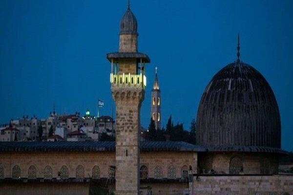 حضور ليلي للشعب الفلسطيني في المسجد الأقصى
