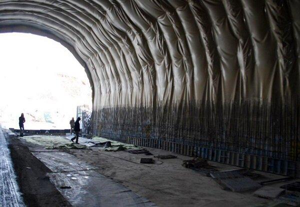 فردا، طولانیترین تونل غرب آسیا زیر بار ترافیک میرود