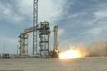 پانزدهمین تست پرواز موشک نیوشپارد انجام شد