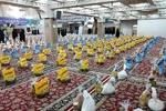 توزیع ۳۵۰۰ بسته کمک معیشتی بین نیازمندان در مشهد