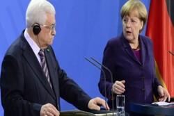 رایزنی «محمود عباس» و «آنگلا مرکل» درباره انتخابات فلسطین