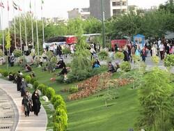 استفاده از آب شرب برای آبیاری فضای سبز تهران ممنوع شد