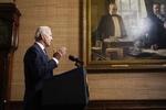 Biden mispronounces Putin's name in remarks on Russia+ video