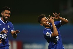Esteghlal gains 5-2 victory over Al Hilal of Saudi Arabia