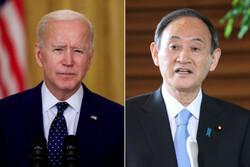 سران آمریکا و ژاپن جبههای متحد علیه چین تشکیل میدهند