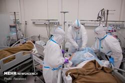 کرونا ۷۵۰ بیمار را در اردبیل راهی بیمارستان کرد/فوت ۳۳ بیمار