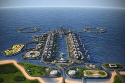 اما واگرهای جزیره دریایی در مازندران/ سنگ بزرگ نشانه چیست