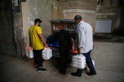 دانشجویان دانشگاه آزاد بجنورد ۳ هزار وعده غذای گرم توزیع میکنند