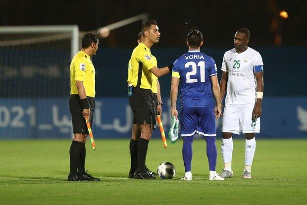 باخت «تاریخی» الاهلی مقابل استقلال در حضور وزیر ورزش عربستان