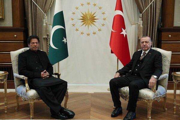 «عمران خان» و «اردوغان» درباره افغانستان رایزنی کردند