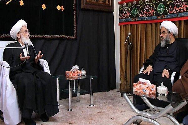پیام تسلیت آیت الله نوری همدانی در پی رحلت مرحوم علی فاضل لنکرانی