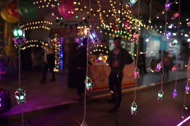 الفلسطينيون يستقبلون رمضان بأجواء احتفالية