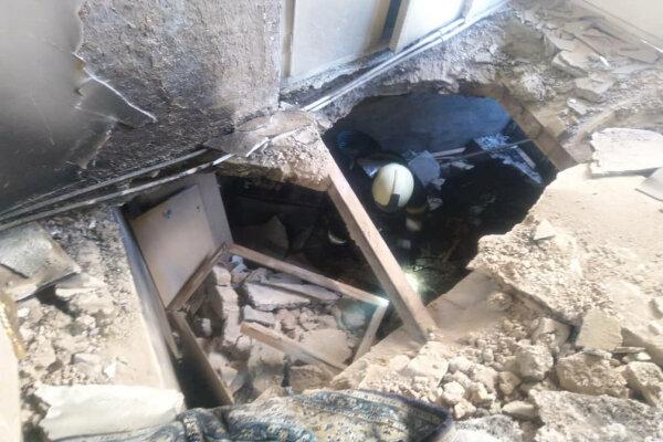 انفجار یک منزل مسکونی در ورامین/نیروهای امدادی در محل حاضر شدند