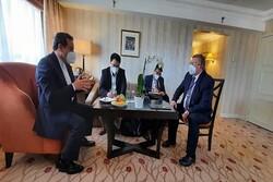 نمایندگان روسیه و چین با هیات ایرانی در وین دیدار کردند