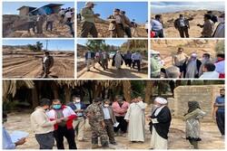 آسیب سیلاب به ۹ واحد مسکونی روستای پشوییه/خسارات مردمی جبران شود