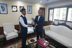 تعاون ايراني هندي في مجال تطوير ميناء تشابهار جنوب شرق البلاد