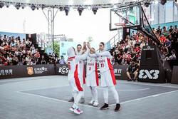 تیم ملی بسکتبال سه نفره بانوان