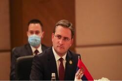 Sırbistan Dışişleri Bakanı bugün İran'a geliyor