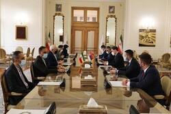 Iranian, Serbian FMs hold high-profile talks