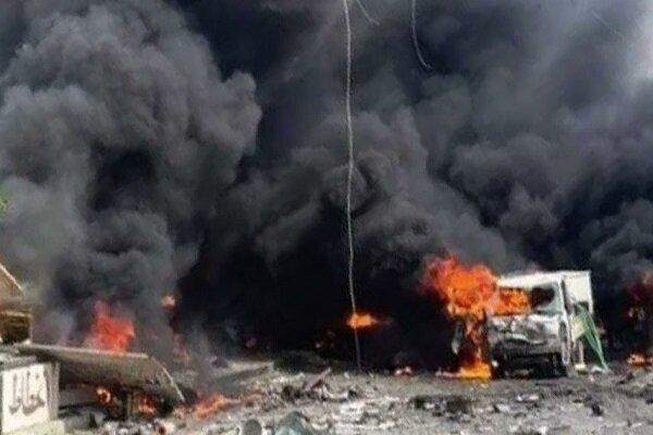 """العراق.."""" داعش"""" يتبنى تفجير مدينة الصدر شرقي بغداد"""