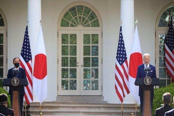 بيان ياباني-أمريكي مشتركحول اهمية السلام والاستقرار في مضيق تايوان