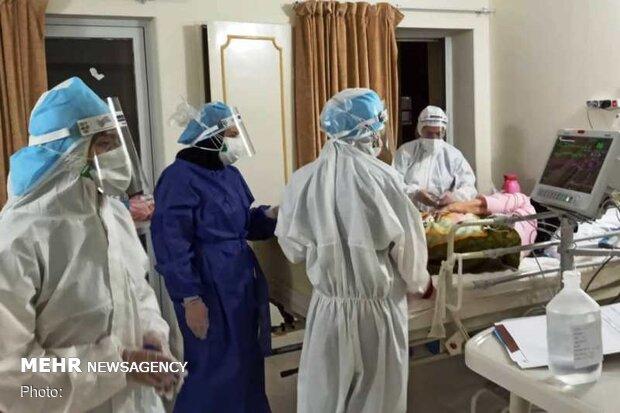 ظرفیت بیمارستان های شهریار تکمیل شده است