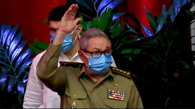 Raul Castro resigns as head of Cuba's Communist Party