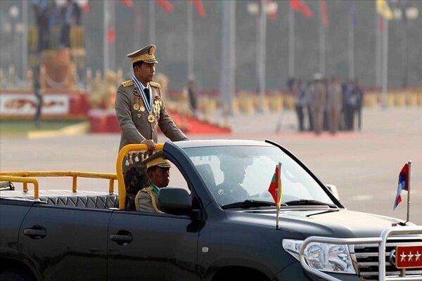 رهبر نظامی حکومت میانمار در نشست آسهآن شرکت میکند