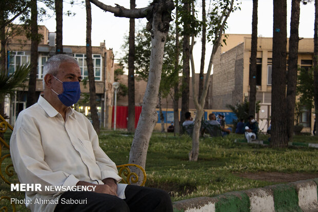 Iran COVID-19 update: 21,644 cases, 405 deaths