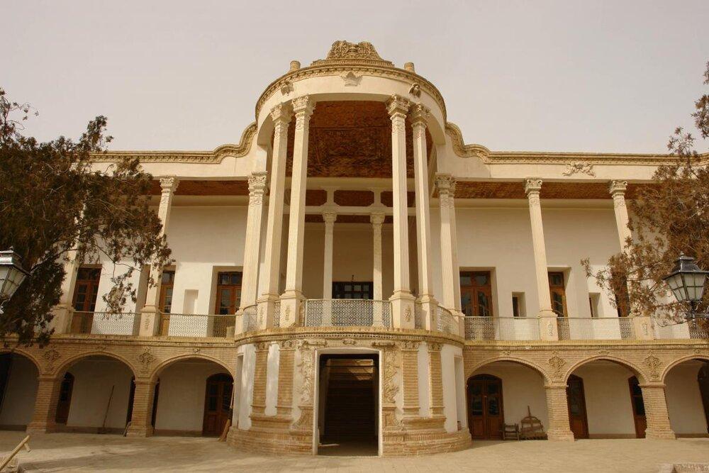 عمارت و قلعه تاریخی سالار محتشم خمین مرمت و بازسازی میشود
