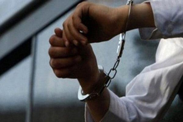 ۱۱ سارق در چهارمحال و بختیاری دستگیر شدند