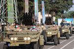 İran Ordusu'ndan geçit töreni