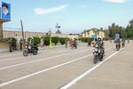 رژه موتوری نیروهای مسلح در خرمآباد برگزار میشود