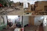 زلزله ۵.۹ ریشتری گناوه تلفات جانی نداشت/ ترمیم خسارتهای جزئی زیرساختها