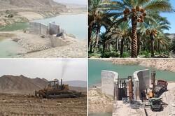 نخلستانهای تنگستان در انتظار آب/ تکمیل سد خاییز تسریع شود