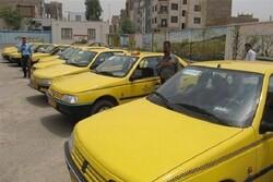 نرخ جدید کرایه تاکسیهای قزوین در انتظار رأی فرمانداری