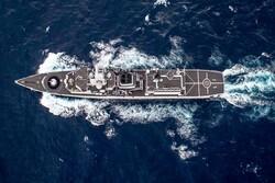 Belçika, Hürmüz Boğazı'na savaş gemisi gönderdi