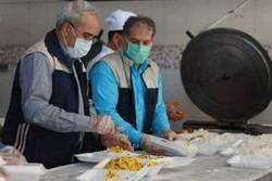 مشارکت ۵۳۰میلیون تومانی کرمانشاهیان درپویش ایران همدل-اطعام مهدوی