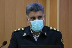 تصادفات منجر به فوت استان سمنان ۳۸درصد کاهش یافت